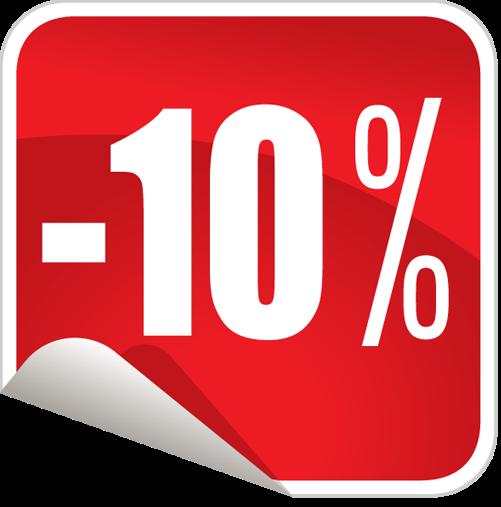RABAT 10% Z OKAZJI DNIA KOBIET