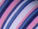 Granatowo-Niebiesko-Różowo-Białe
